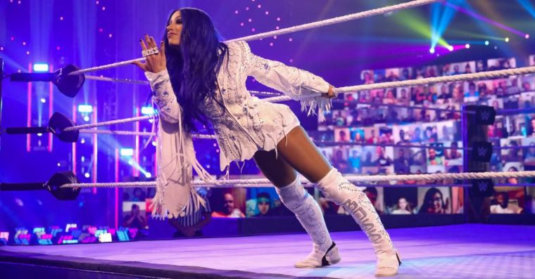 Sasha Banks explains how you can make Evolution 2 and Queen of the Ring happen in 2021
