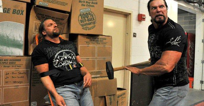 Kevin Nash isn't here for your criticism of WWE's COVID testing