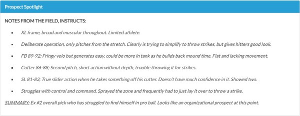 When tanking fails: How Marlins 2014 MLB Draft class ...