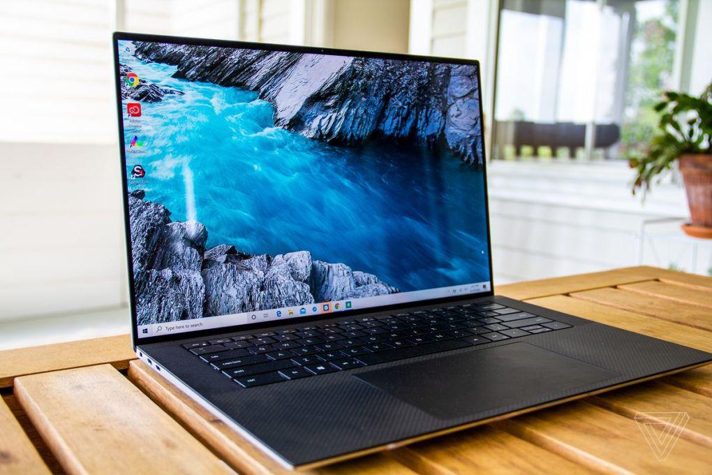 Máy tính xách tay tốt nhất 2020: Dell XPS 15