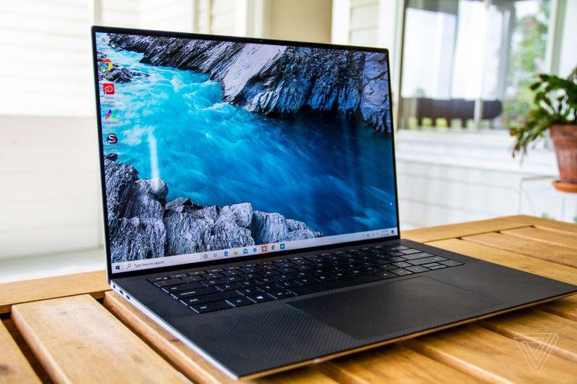 Las mejores computadoras portátiles de 2020: Dell XPS 15