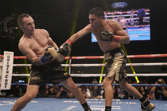 Vergil Ortiz drops Egidijus Kavaliasukas five times for 8th round TKO - Bad Left Hook