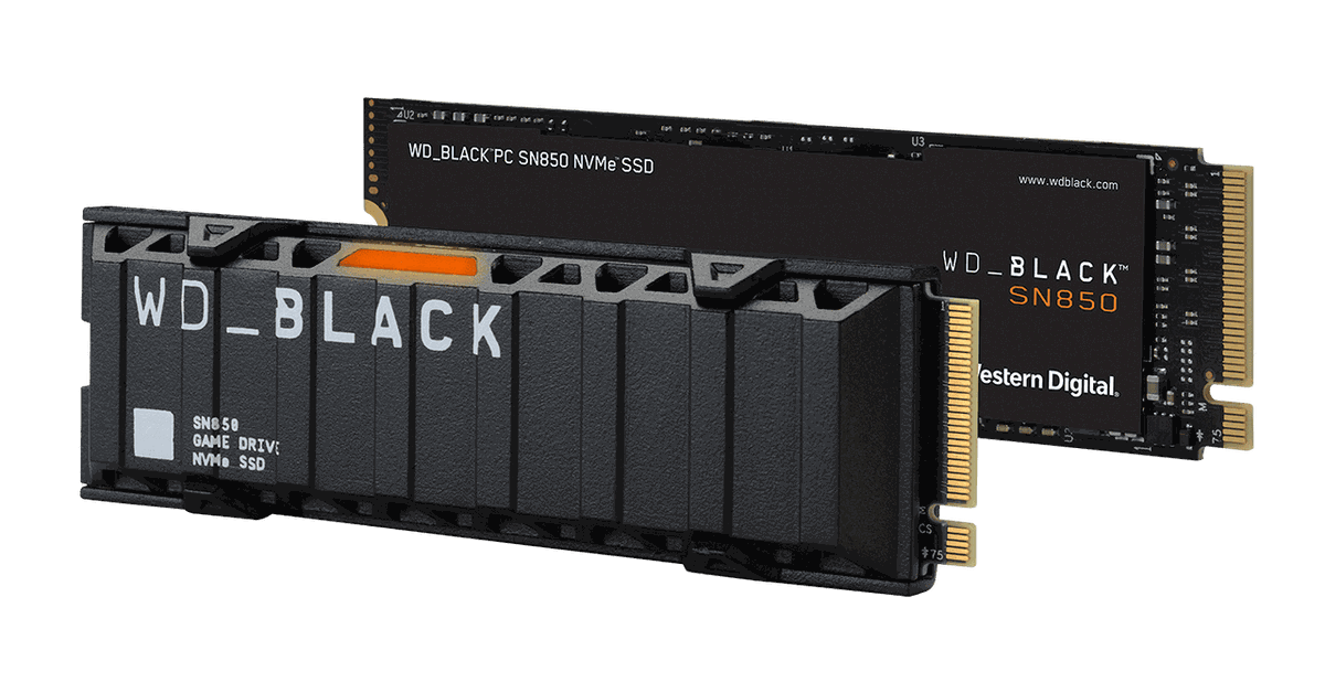 Western Digital launches its first-ever NVMe PCIe 4.0 SSDs