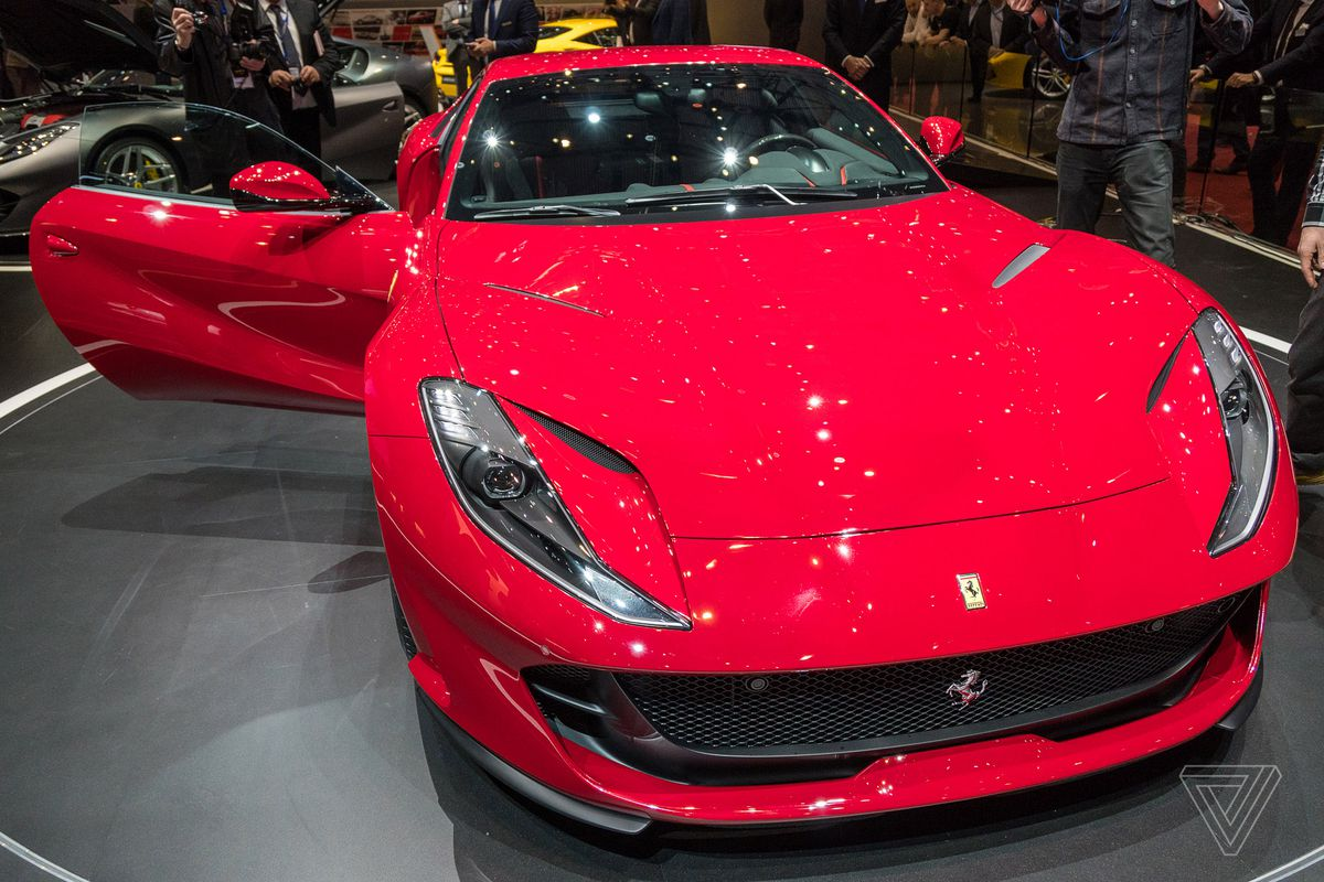 Ferrari Will Make An Electric Supercar And An Suv The