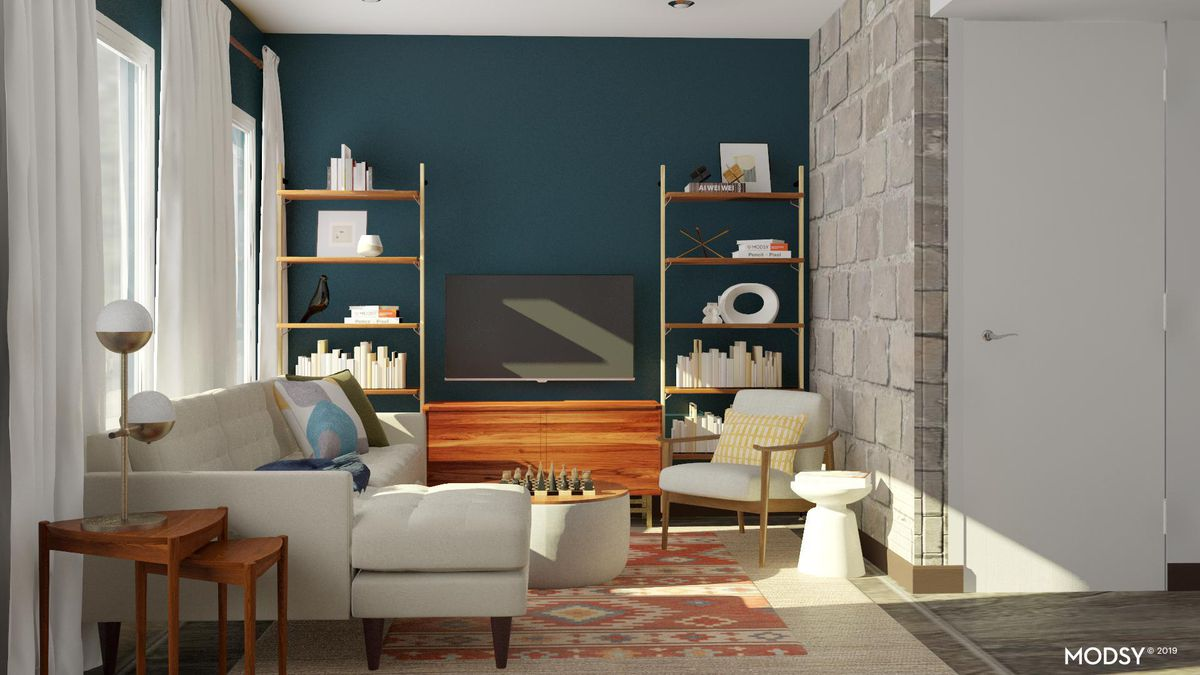 Virtual Home Makeover Testing Modsy Havenly Ikea On My