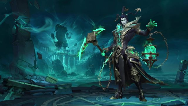4r.0 Wild Rift's next patch adds bans and highlights, and flesh to Thresh | Polygon