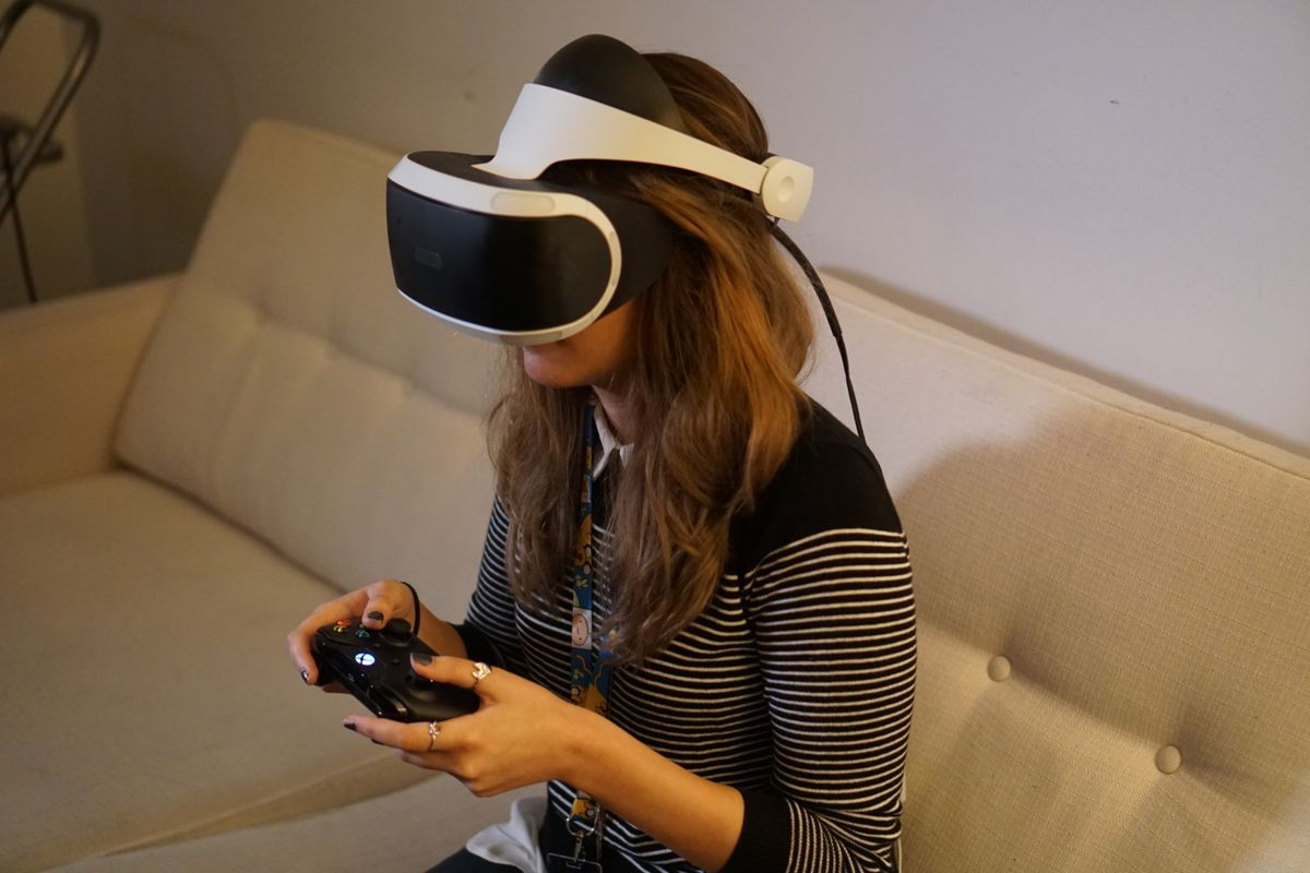 How To Use PlayStation VR On Xbox One Polygon