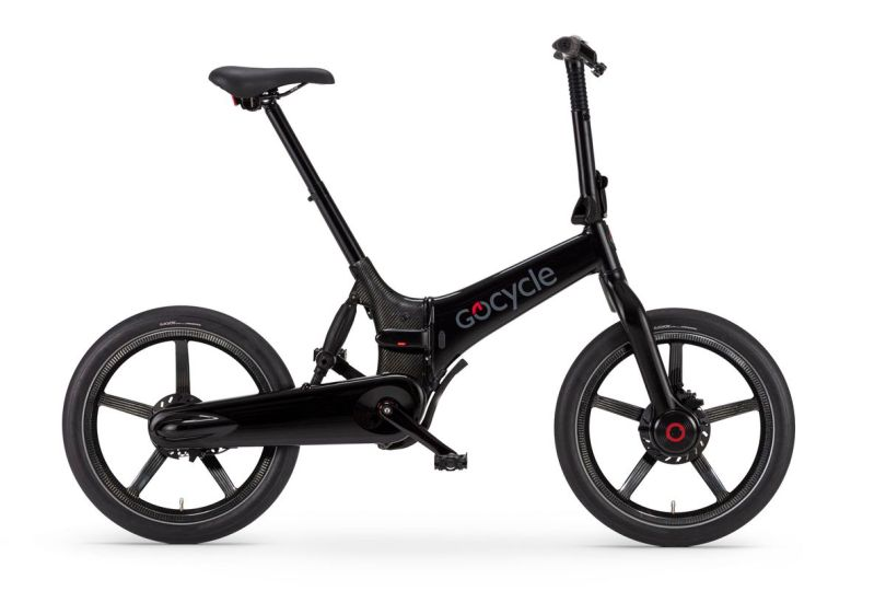 Gocycle G4i gloss black 01