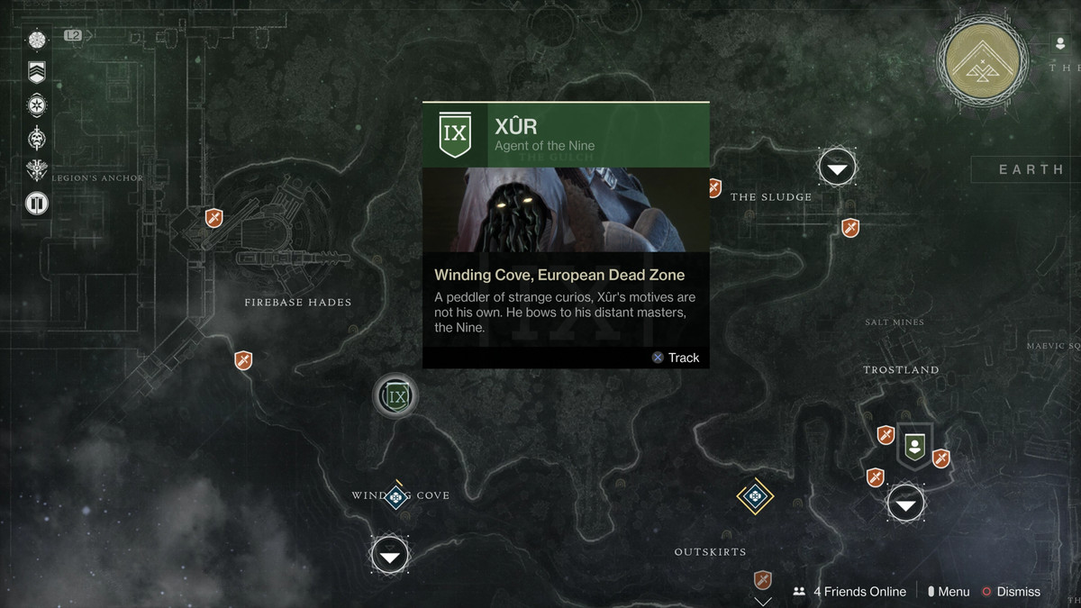 Destiny 2 Xur Location And Items Aug 31 Sept 3 Polygon