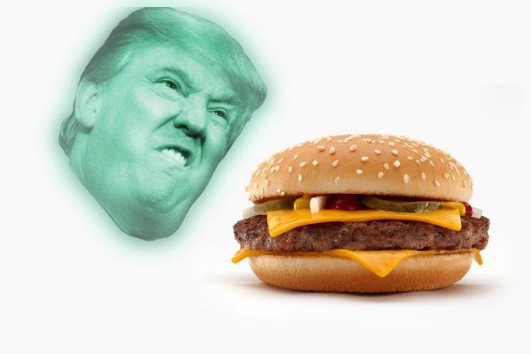 Trump Asked White House Kitchen Staff to Make McDonald's ...