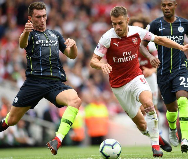 Manchester City Vs Arsenal Premier League Matchday  Team News