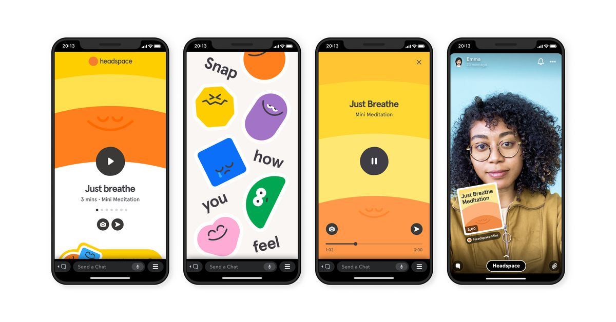 Snap proclaims Minis to deliver different apps into Snapchat