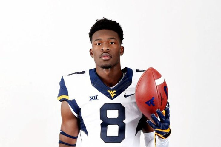 Image result for kwantel raines wvu