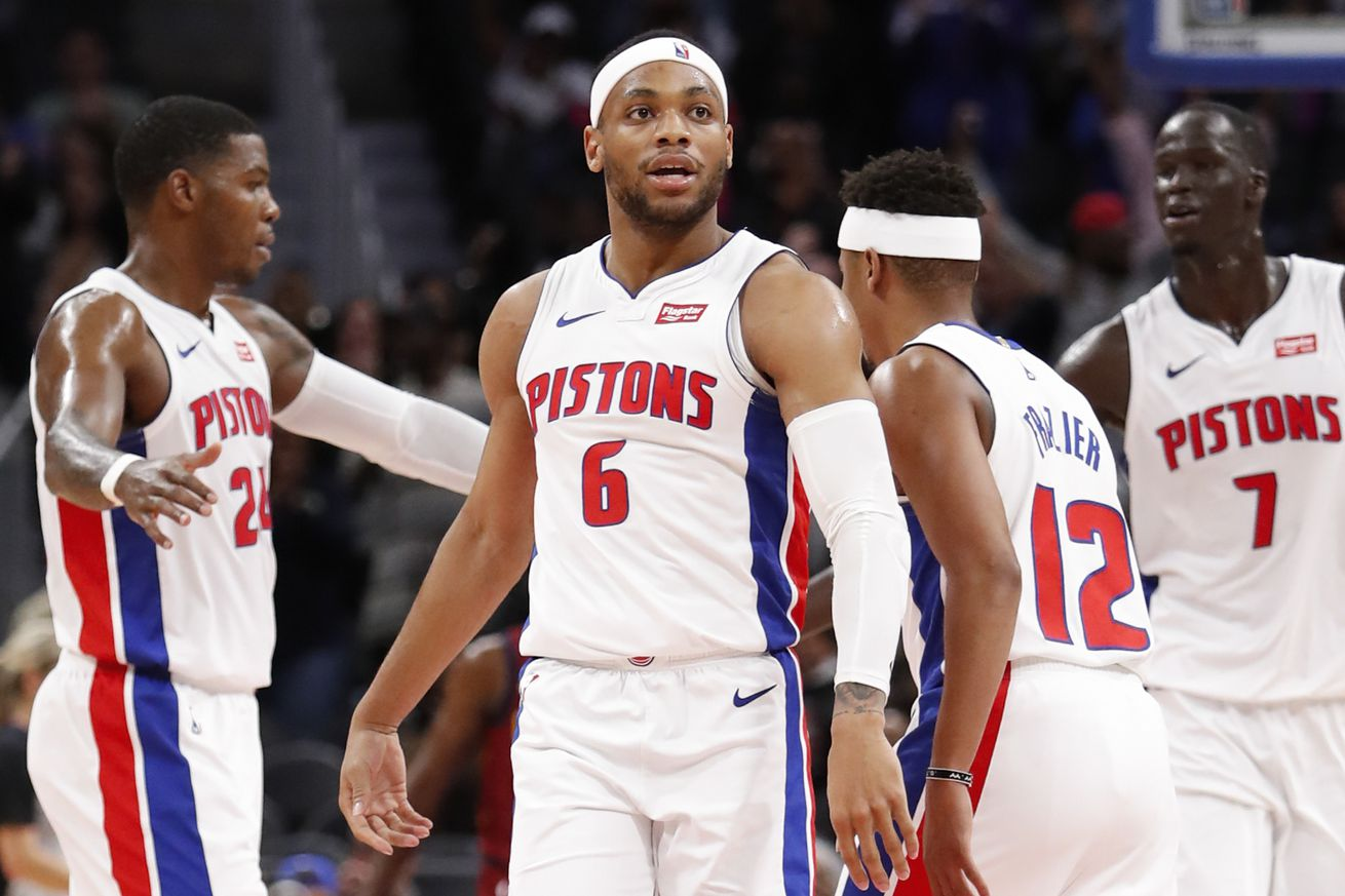 NBA: Preseason-Cleveland Cavaliers at Detroit Pistons