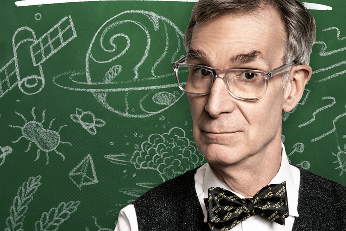 Bill Nye Wants To Educate The Public About Science With