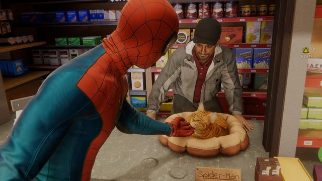 spider_man_bodega_cat_1920.0 The Miles Morales bodega cat has a shout-out to the most NY video | Polygon