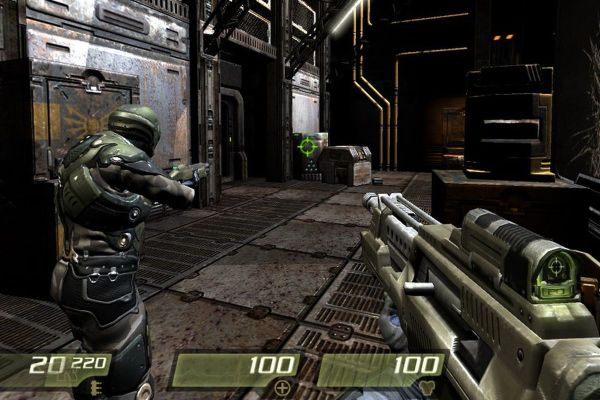 Quake 4 coming back to Xbox 360 for 20 on June 19th