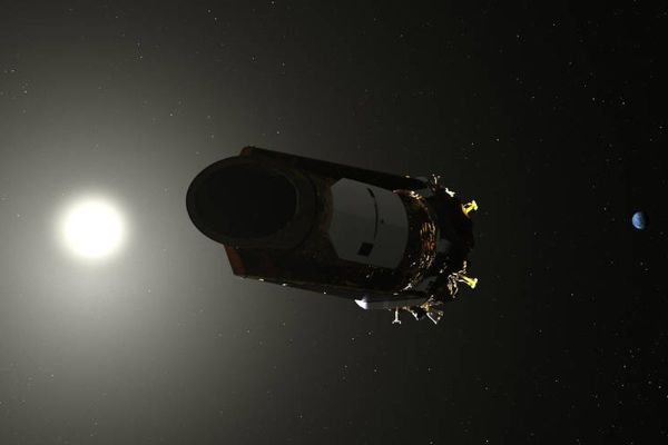 The Kepler Space Telescope is dead - The Verge