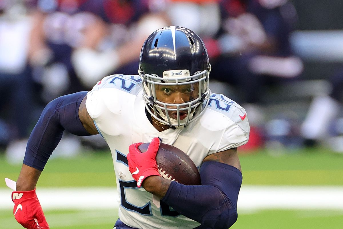 In july, on the second day of training camp,. Derrick Henry Stats Titans Rb Eclipses 2 000 Rushing Yards Vs Texans Draftkings Nation