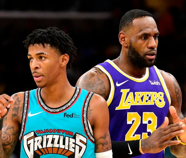 Memphis Grizzlies Vs Los Angeles Lakers Game Preview Grizzly