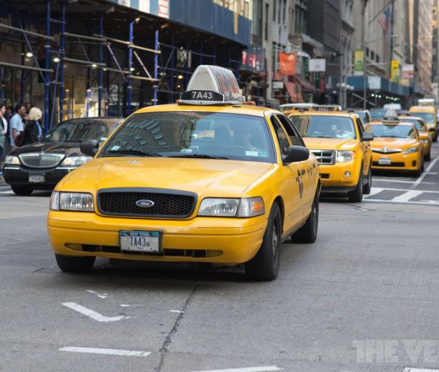 Uber And Lyft Offered To Bail Out Struggling Taxi Drivers But New York City Said No