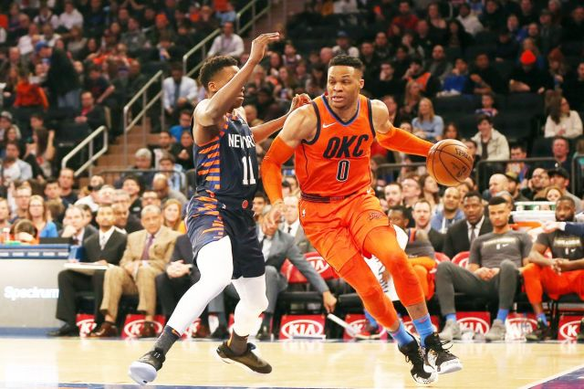 Oklahoma City Thunder vs New York Knicks NBA Odds and Predictions