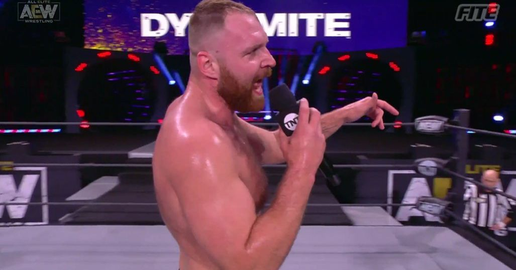 AEW Dynamite video: Mox calls out everyone, Brodie Jr. celebrates, more