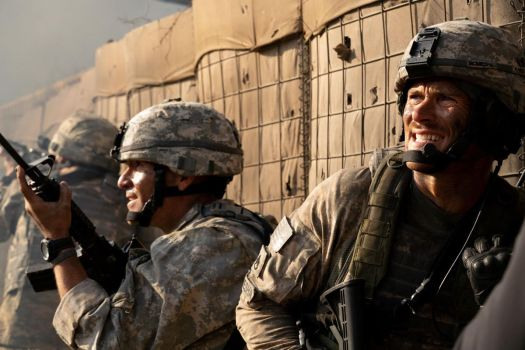 The Outpost: Scott Eastwood as a soldier