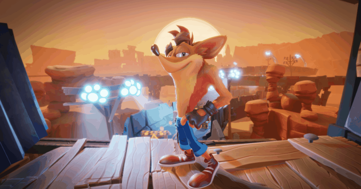 Crash Bandicoot 4: It's About Time review: a charming throwback