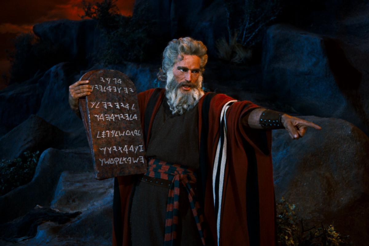 The Ten Commandments Has Been A Springtime Tv Staple Since