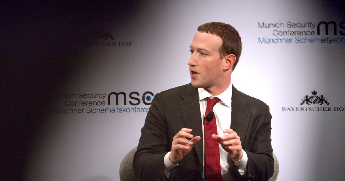 Mark Zuckerberg says there's 'no deal of any kind' with Donald Trump