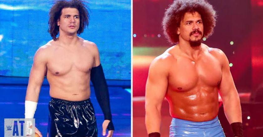 Carlito had to leave WWE in order to get JACKED