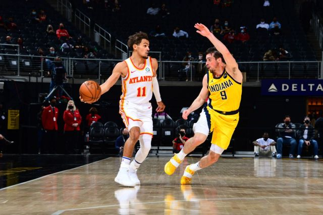 Fourth quarter dooms Hawks again in 125-113 loss to Pacers - Peachtree Hoops