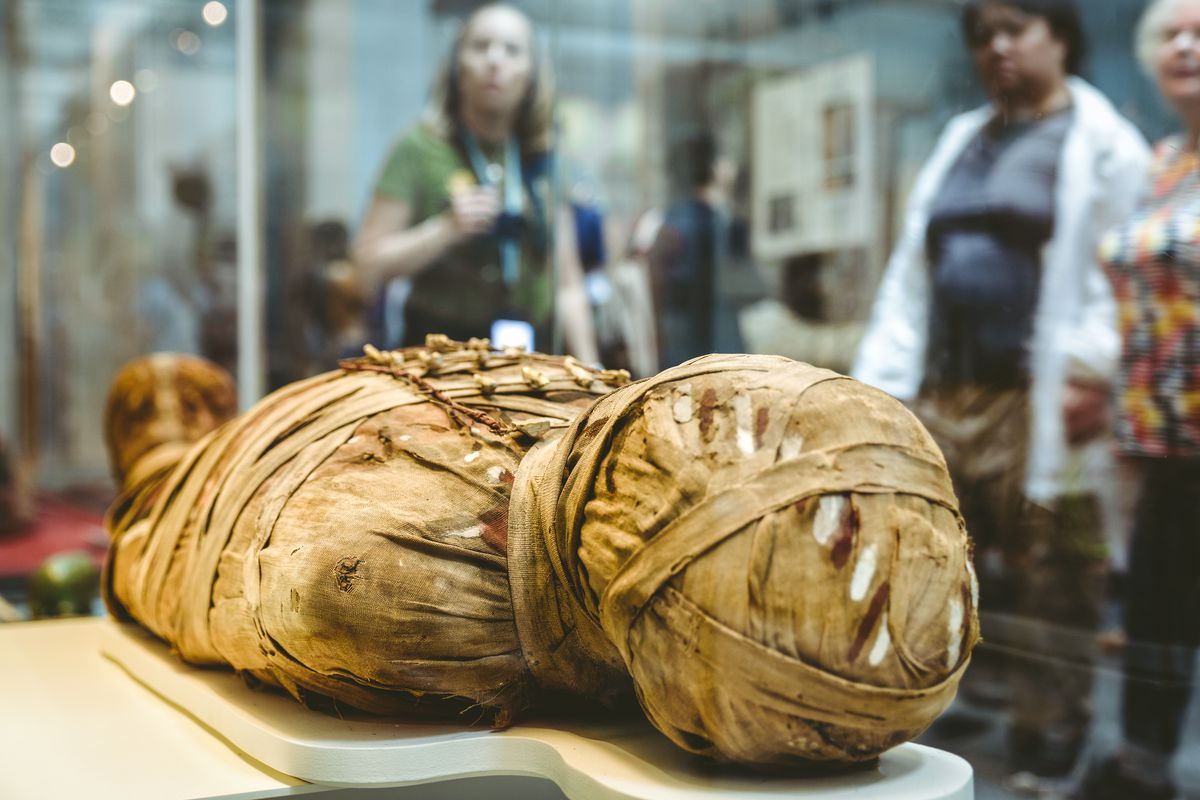 Hear The Voice Of An Ancient Egyptian Mummy Thanks To