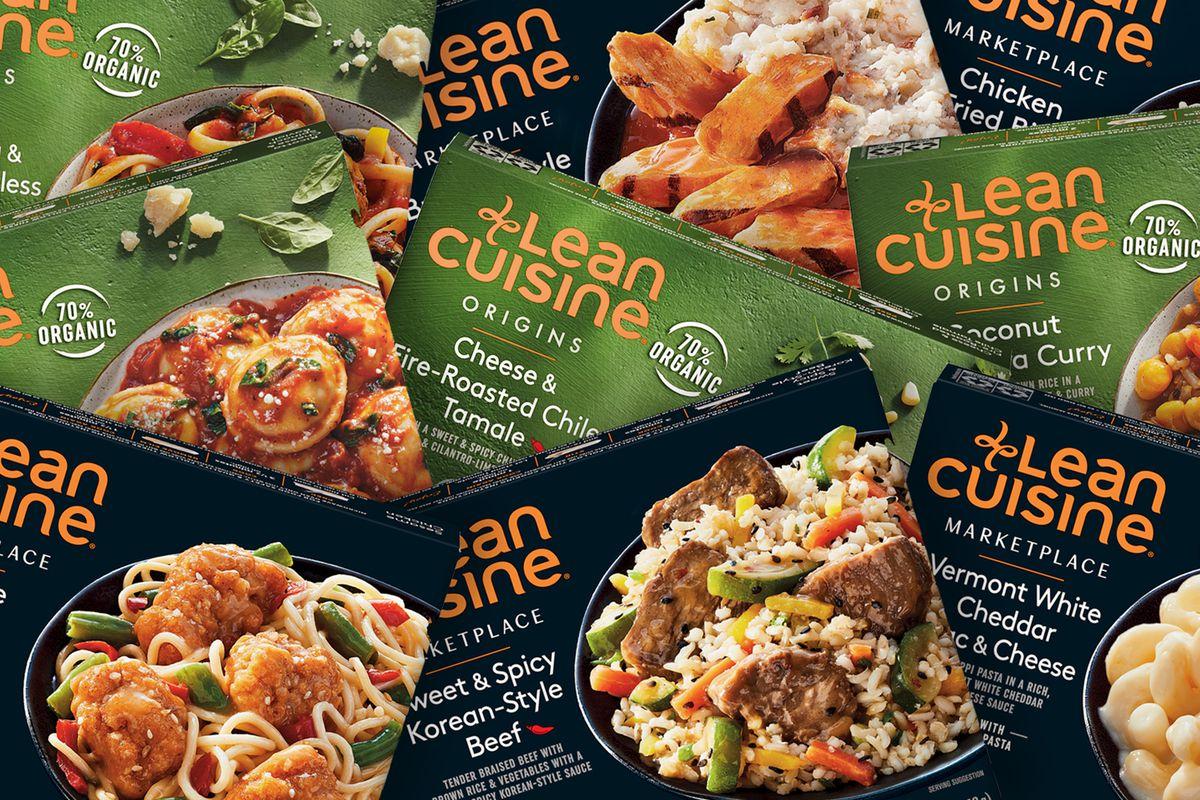 lean cuisine s post diet rebrand to