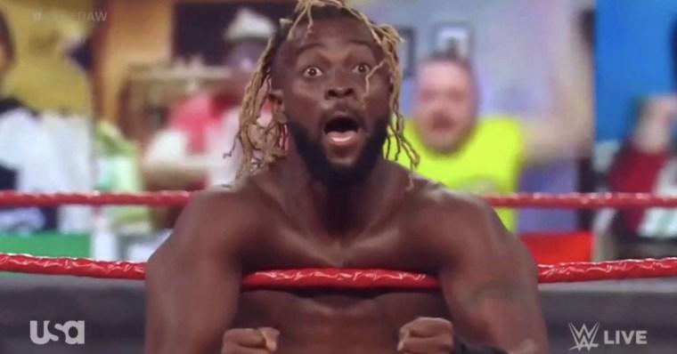 Kofi Kingston replaces The Miz in WWE title match at Elimination Chamber