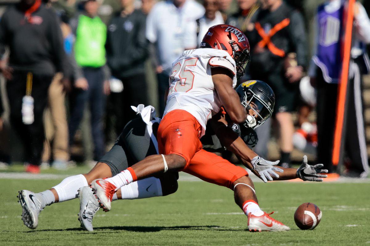 Football NCAA: UNLV à la Force aérienne