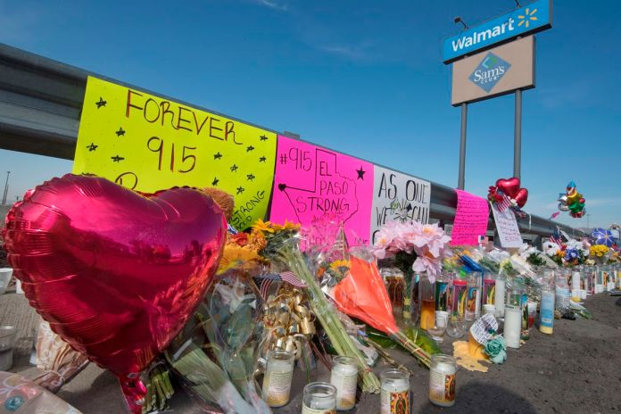 Image result for mass shooting in El Paso.