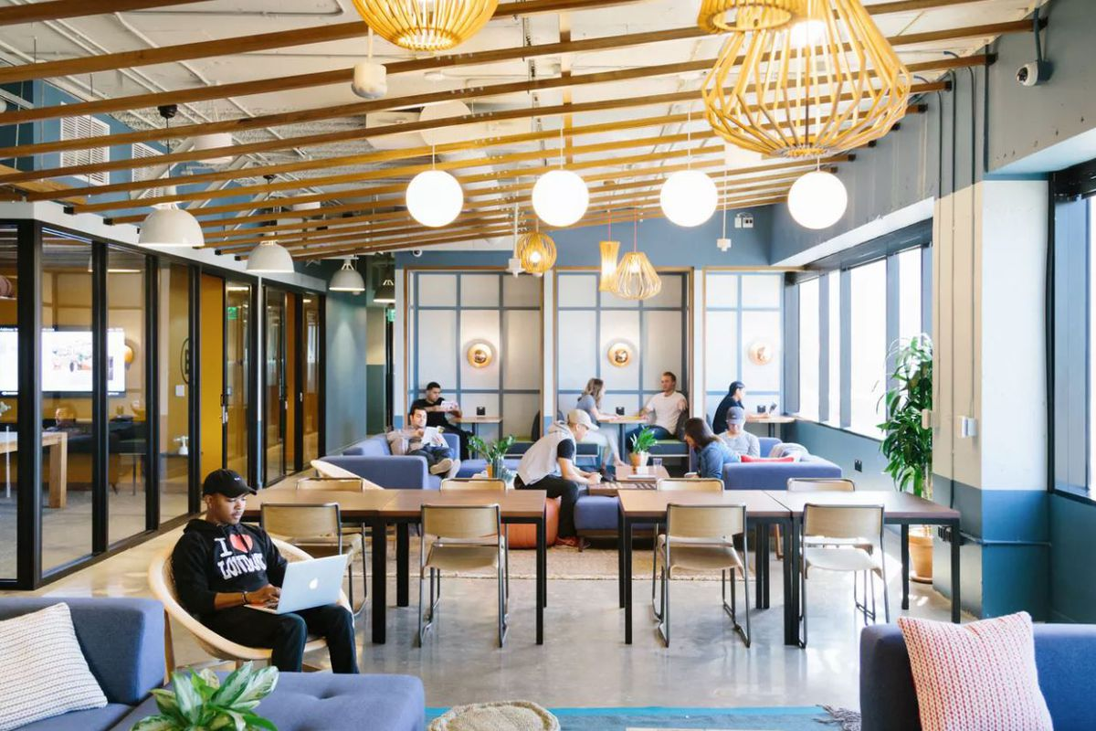 Atlanta S Coworking Craze Continues With Latest Wework