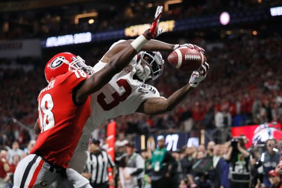 Image result for Alabama Crimson Tide vs. Georgia Bulldogs