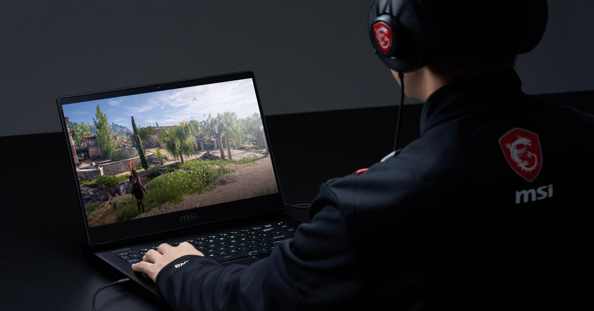 MSI's 2021 gaming laptops get Nvidia's RTX 3000 series mobile graphics cards and Wi-Fi 6E support