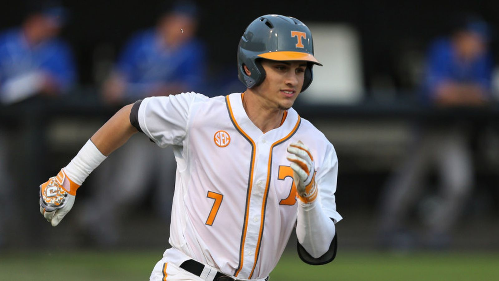 Tennessee 3B Jordan Rodgers Drafted By The Atlanta Braves
