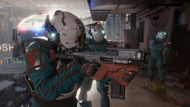 Cyberpunk2077_Shock_to_save_shoot_to_kill_RGB.0 Cyberpunk 2077 system requirements revealed | Polygon