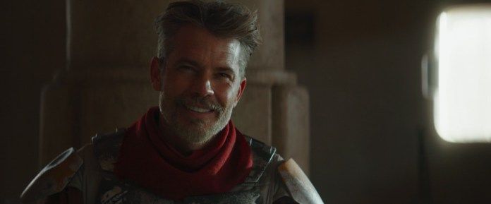 Timothy Olyphant as Cobb Vanth in The Mandalorian Season 2 Episode 1