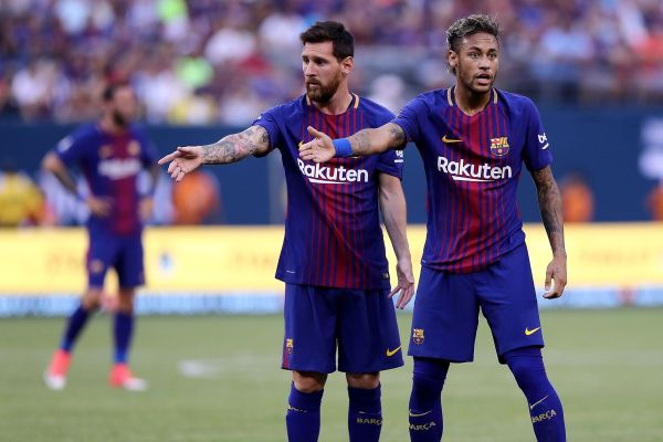 """Poll: What's Neymar's """"big"""" announcement with Lionel Messi ..."""