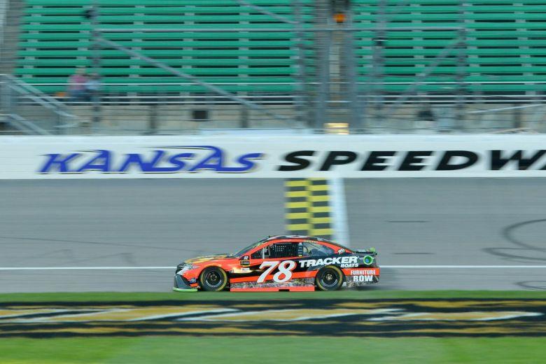 NASCAR Kansas 2017: Lineup, starting grid for Hollywood Casino 400 - SBNation.com