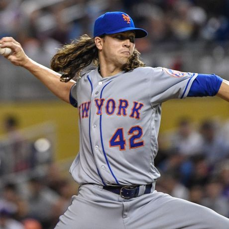 Jacob deGrom has changed his approach — for the better - Beyond ...