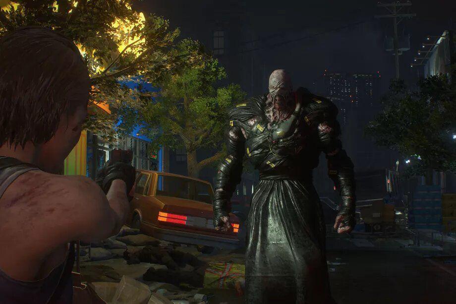 RE3 Encounter Nemesis 2.0
