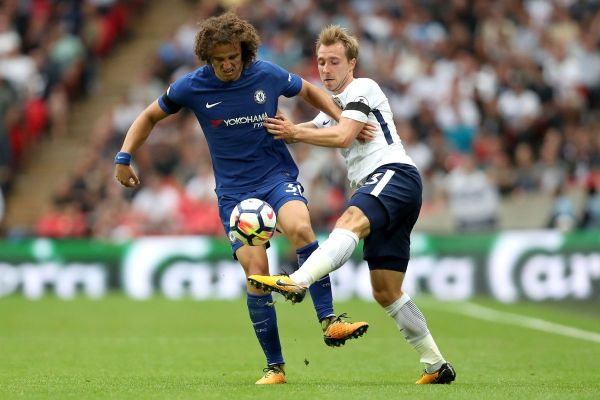 Conte hails 'amazing' midfield performances from David ...