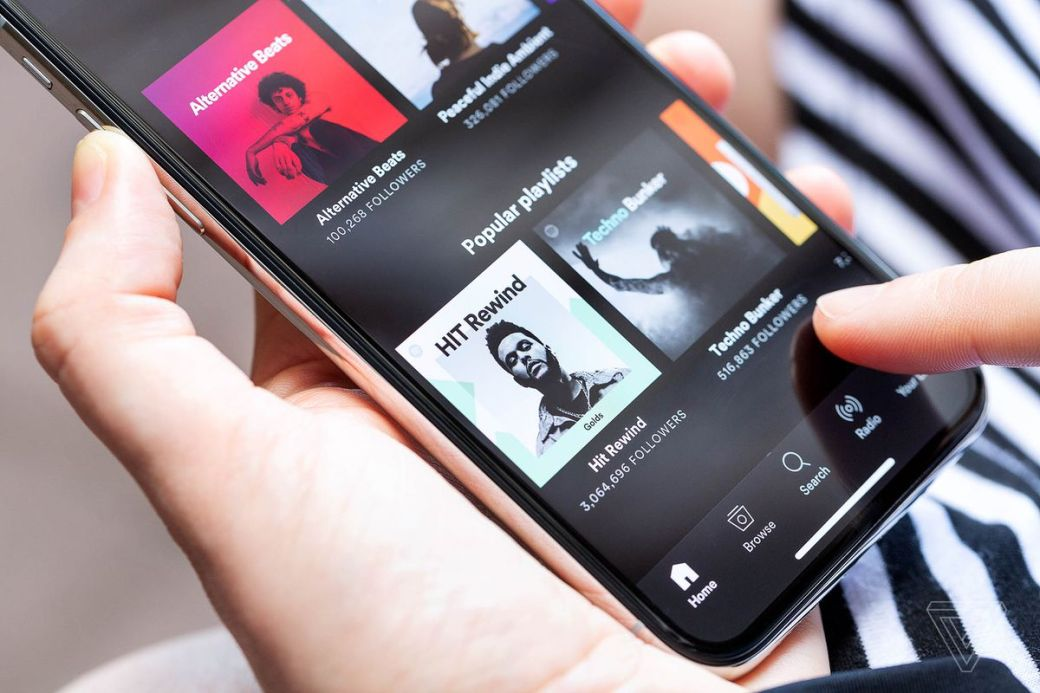 Consider a Spotify gift card to the music lover in your life